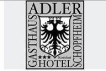 Logo von Restaurant Hotel - Gasthaus Adler in Schopfheim
