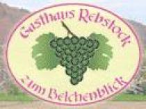 Logo von Restaurant Gasthaus Rebstock zum Belchenblick in Staufen-Grunern