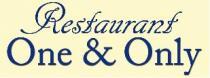 Logo von Restaurant One and Only in Aachen