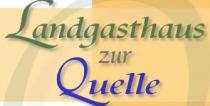 Restaurant Landgasthaus zur Quelle in Nistertal