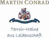 Logo von Restaurant Weingut Martin Conrad - Brauneberger Hof in Brauneberg