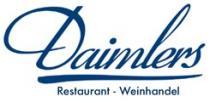 Logo von Daimlers Restaurant und Weinhandel in Berlin