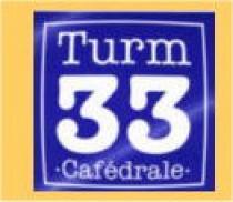 Logo von Restaurant Turm33  Cafdrale im Lutherturm in Ludwigshafen am Rhein