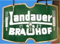 Logo von Restaurant Landauer Brauhof in Landau