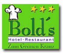 Bolds Hotel Restaurant Zum Grünen Kranz  in Rodalben