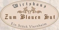 Logo von Restaurant Wirtshaus zum Blauen Hut in Viernheim