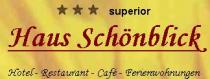 Logo von Hotel Restaurant Haus Schönblick in Mossautal-Güttersbach