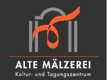 Logo von Restaurant Alte Mlzerei in Mosbach