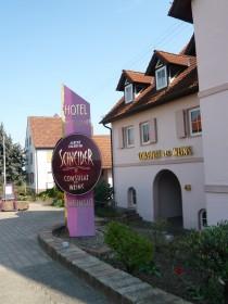 Logo von Hotel Restaurant Consulat des Weins  in St Martin in der Pfalz