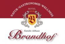 Logo von Restaurant Brandhof in Seeheim-Jugenheim