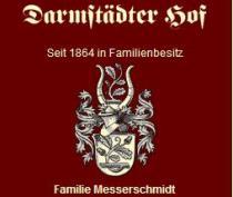 Logo von Restaurant Darmstdter Hof in Seeheim-Jugenheim