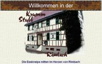 Logo von Restaurant Krumm Stubb in Rimbach