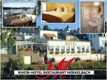 Logo von Rhein-Hotel Restaurant Merkelbach in Koblenz