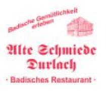 Logo von Restaurant Alte Schmiede Durlach in Karlsruhe