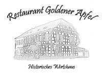 Logo von Restaurant Goldener Apfel in Neu-Isenburg