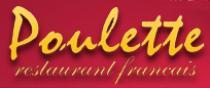 Logo von Poulette Restaurant Francais in Berlin