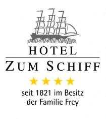 Logo von Restaurant Hotel Zum Schiff in Freiburg-St Georgen