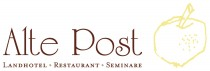 Logo von Restaurant Landhotel Alte Post in Müllheim