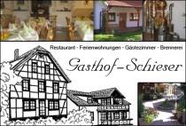 Logo von Restaurant Gasthof Schieser in Walldürn
