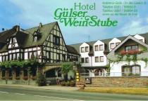 Logo von Restaurant Hotel Gülser Weinstube in koblenz