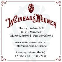 Restaurant Weinhaus Neuner M�nchen