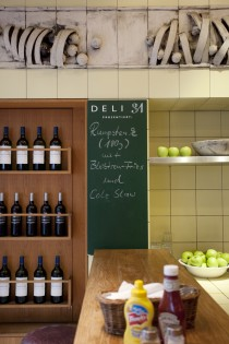 Logo von Restaurant Deli 31 im Bleibtreu Berlin in Berlin