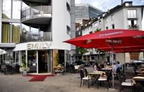 Logo von Emily Restaurant in Düsseldorf Medien-Hafen