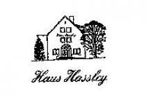 Restaurant Haus Hassley in Hagen