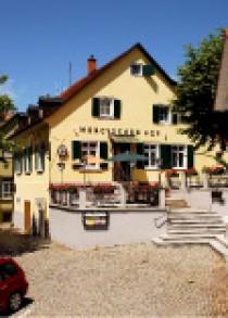 Restaurant Mercyscher Hof in Gengenbach