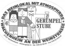 Logo von Restaurant Gerümpelstube in Wachenheim in der Pfalz