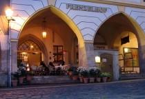Logo von Restaurants im Frenzelhof Gotisches Hallenhaus  Wurzelkeller  in Görlitz