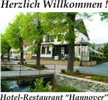 Hotel-Restaurant Hannover Bad Sachsa in Bad Sachsa