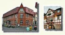 Logo von Restaurant Hotel Drei Rosen OHG in Worbis