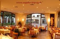 Logo von griechisches Restaurant Sappho in Leipzig
