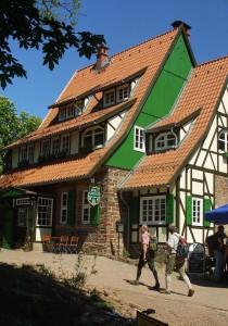 Logo von Restaurant Burggasthof Hohnstein in NeustadtHarz