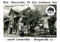 Logo von Restaurant Ye Old Carriage Inn in Lindenfels