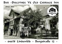 Logo von Restaurant Ye Old Carriage Inn in Lindenfels