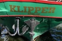 Logo von Segelschiffrestaurant Klipper in Berlin