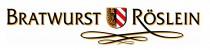 Logo von Restaurant Bratwurst Röslein in Nürnberg