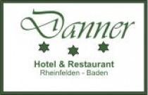 Logo von Hotel  Restaurant Danner in Rheinfelden