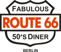 Logo von Restaurant Route 66 Diner in Berlin