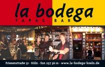 Logo von Restaurant La Bodega in Köln