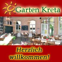Logo von Restaurant Garten Kreta in Nürnberg