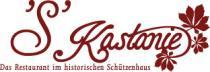 Logo von Restaurant S Kastanie in Heidelberg