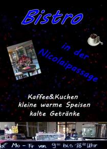 Restaurant Bistro Nicolaipassage in Auerbach