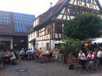 Restaurant Weinstube Entaklemmr in Riederich