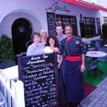 Logo von Restaurant Bistro Lausterer in Stuttgart