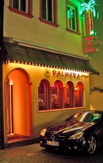 Logo von Restaurant PALMERA Musik  Caf in Bernkastel-Kues