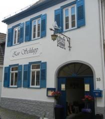 Logo von Restaurant Zur Schlupp in Walluf