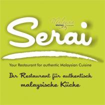 Logo von Serai Restaurant für authentisch malaysische Küche in Heidelberg